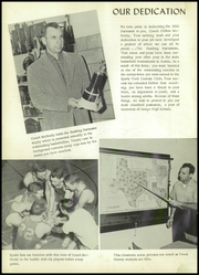 Page 8, 1958 Edition, Pampa High School - Harvester Yearbook (Pampa, TX) online yearbook collection