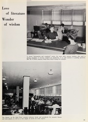 Page 15, 1963 Edition, Pampa High School - Harvester Yearbook (Pampa, TX) online yearbook collection