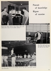 Page 17, 1963 Edition, Pampa High School - Harvester Yearbook (Pampa, TX) online yearbook collection