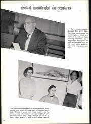 Page 16, 1955 Edition, Snyder High School - Tigers Lair Yearbook (Snyder, TX) online yearbook collection