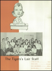 Page 8, 1958 Edition, Snyder High School - Tigers Lair Yearbook (Snyder, TX) online yearbook collection