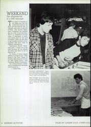 Page 12, 1984 Edition, Snyder High School - Tigers Lair Yearbook (Snyder, TX) online yearbook collection