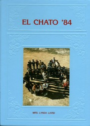 Page 1, 1984 Edition, Socorro High School - El Chato Yearbook (El Paso, TX) online yearbook collection