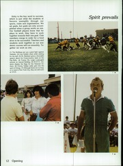 Page 16, 1984 Edition, Socorro High School - El Chato Yearbook (El Paso, TX) online yearbook collection