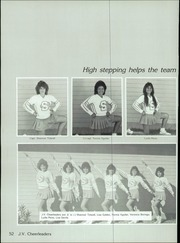 Page 56, 1984 Edition, Socorro High School - El Chato Yearbook (El Paso, TX) online yearbook collection