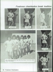 Page 58, 1984 Edition, Socorro High School - El Chato Yearbook (El Paso, TX) online yearbook collection