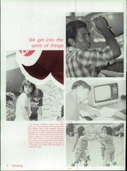 Page 6, 1984 Edition, Socorro High School - El Chato Yearbook (El Paso, TX) online yearbook collection