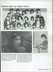 Page 65, 1984 Edition, Socorro High School - El Chato Yearbook (El Paso, TX) online yearbook collection