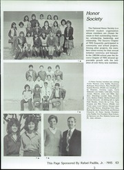 Page 67, 1984 Edition, Socorro High School - El Chato Yearbook (El Paso, TX) online yearbook collection