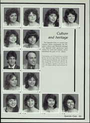 Page 69, 1984 Edition, Socorro High School - El Chato Yearbook (El Paso, TX) online yearbook collection