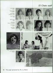 Page 70, 1984 Edition, Socorro High School - El Chato Yearbook (El Paso, TX) online yearbook collection