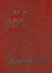 Robert E Lee High School - Traveler Yearbook (San Antonio, TX) online yearbook collection, 1959 Edition, Page 1