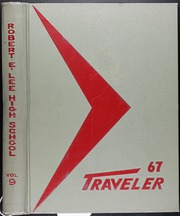Robert E Lee High School - Traveler Yearbook (San Antonio, TX) online yearbook collection, 1967 Edition, Page 1