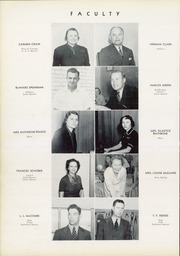 Page 18, 1938 Edition, North Side High School - Lasso Yearbook (Fort Worth, TX) online yearbook collection