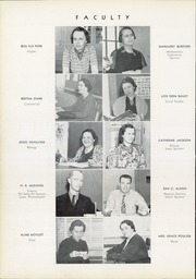 Page 22, 1938 Edition, North Side High School - Lasso Yearbook (Fort Worth, TX) online yearbook collection