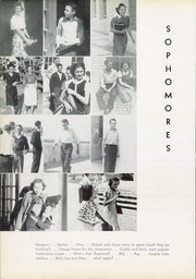 Page 24, 1938 Edition, North Side High School - Lasso Yearbook (Fort Worth, TX) online yearbook collection
