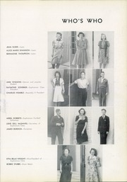 Page 25, 1938 Edition, North Side High School - Lasso Yearbook (Fort Worth, TX) online yearbook collection