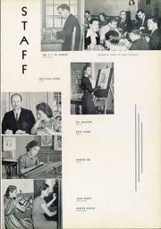 Page 9, 1938 Edition, North Side High School - Lasso Yearbook (Fort Worth, TX) online yearbook collection