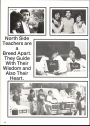 Page 16, 1984 Edition, North Side High School - Lasso Yearbook (Fort Worth, TX) online yearbook collection