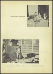 Page 13, 1952 Edition, Northwest High School - Nor Wester Yearbook (Justin, TX) online yearbook collection