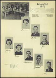 Page 15, 1952 Edition, Northwest High School - Nor Wester Yearbook (Justin, TX) online yearbook collection