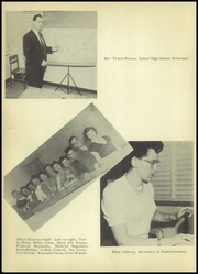 Page 16, 1952 Edition, Northwest High School - Nor Wester Yearbook (Justin, TX) online yearbook collection