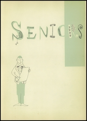 Page 17, 1952 Edition, Northwest High School - Nor Wester Yearbook (Justin, TX) online yearbook collection