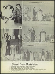 Page 10, 1954 Edition, Northwest High School - Nor Wester Yearbook (Justin, TX) online yearbook collection