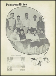 Page 17, 1954 Edition, Northwest High School - Nor Wester Yearbook (Justin, TX) online yearbook collection