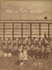 1955 Edition, Northwest High School - Nor Wester Yearbook (Justin, TX)