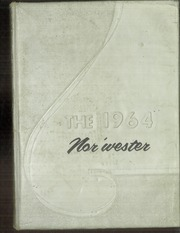 1964 Edition, Northwest High School - Nor Wester Yearbook (Justin, TX)