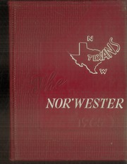 1965 Edition, Northwest High School - Nor Wester Yearbook (Justin, TX)