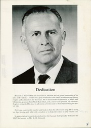 Page 13, 1967 Edition, Northwest High School - Nor Wester Yearbook (Justin, TX) online yearbook collection