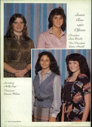 Page 16, 1980 Edition, Northwest High School - Nor Wester Yearbook (Justin, TX) online yearbook collection
