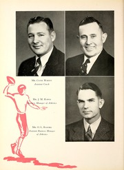 Page 16, 1940 Edition, Waco High School - Daisy Chain Yearbook (Waco, TX) online yearbook collection