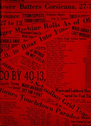 Page 3, 1940 Edition, Waco High School - Daisy Chain Yearbook (Waco, TX) online yearbook collection