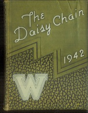 Page 1, 1942 Edition, Waco High School - Daisy Chain Yearbook (Waco, TX) online yearbook collection