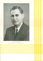 Page 14, 1942 Edition, Waco High School - Daisy Chain Yearbook (Waco, TX) online yearbook collection