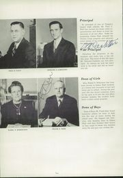 Page 14, 1943 Edition, Waco High School - Daisy Chain Yearbook (Waco, TX) online yearbook collection