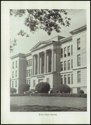 Page 14, 1945 Edition, Waco High School - Daisy Chain Yearbook (Waco, TX) online yearbook collection