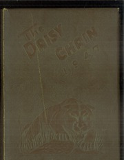 Page 1, 1947 Edition, Waco High School - Daisy Chain Yearbook (Waco, TX) online yearbook collection