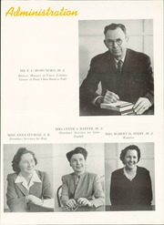 Page 15, 1947 Edition, Waco High School - Daisy Chain Yearbook (Waco, TX) online yearbook collection
