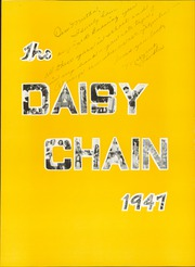 Page 7, 1947 Edition, Waco High School - Daisy Chain Yearbook (Waco, TX) online yearbook collection