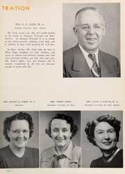 Page 15, 1951 Edition, Waco High School - Daisy Chain Yearbook (Waco, TX) online yearbook collection