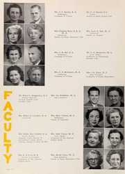 Page 16, 1951 Edition, Waco High School - Daisy Chain Yearbook (Waco, TX) online yearbook collection