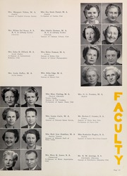 Page 17, 1951 Edition, Waco High School - Daisy Chain Yearbook (Waco, TX) online yearbook collection