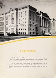 Page 8, 1951 Edition, Waco High School - Daisy Chain Yearbook (Waco, TX) online yearbook collection