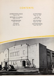 Page 9, 1951 Edition, Waco High School - Daisy Chain Yearbook (Waco, TX) online yearbook collection