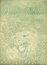 Page 1, 1953 Edition, Waco High School - Daisy Chain Yearbook (Waco, TX) online yearbook collection