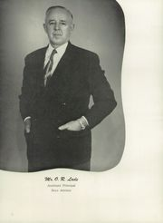 Page 10, 1953 Edition, Waco High School - Daisy Chain Yearbook (Waco, TX) online yearbook collection